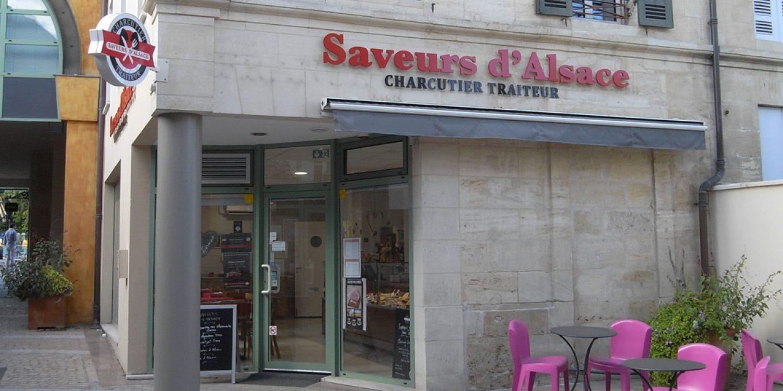 Charcuterie Alsacienne<br />Saveurs d'Alsace