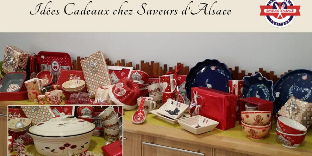 Idées Cadeaux chez Saveurs d'Alsace
