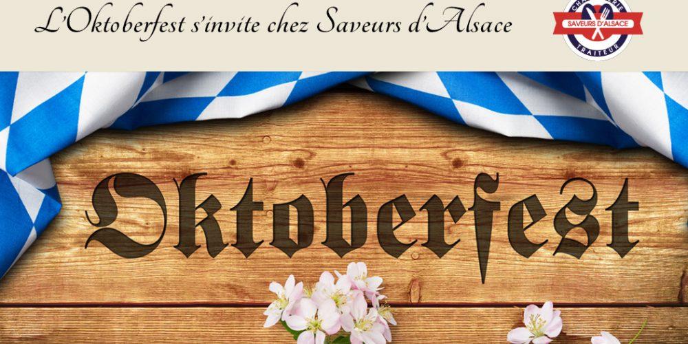 Oktoberfest chez Saveurs d'Alsace