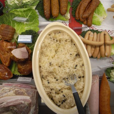 Choucroute Strasbourgeoise