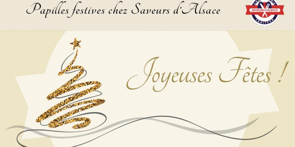 Préparez vos fêtes de fin d'année