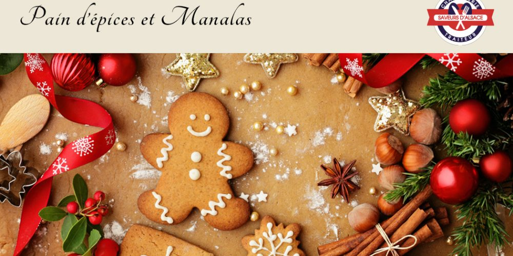 Pain d'épices et Manalas
